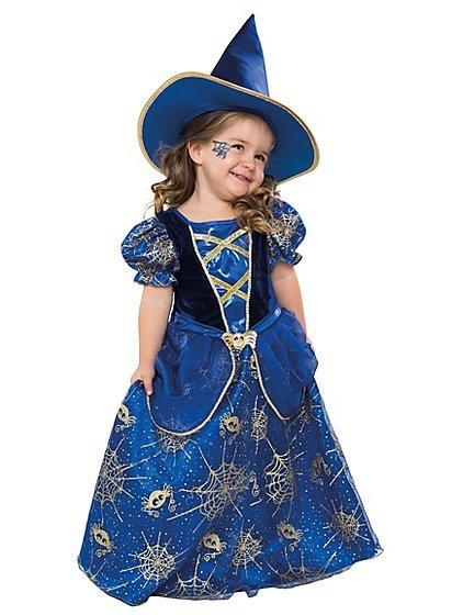 spider princess witch halloween costume kids george - Spider Witch Halloween Costume