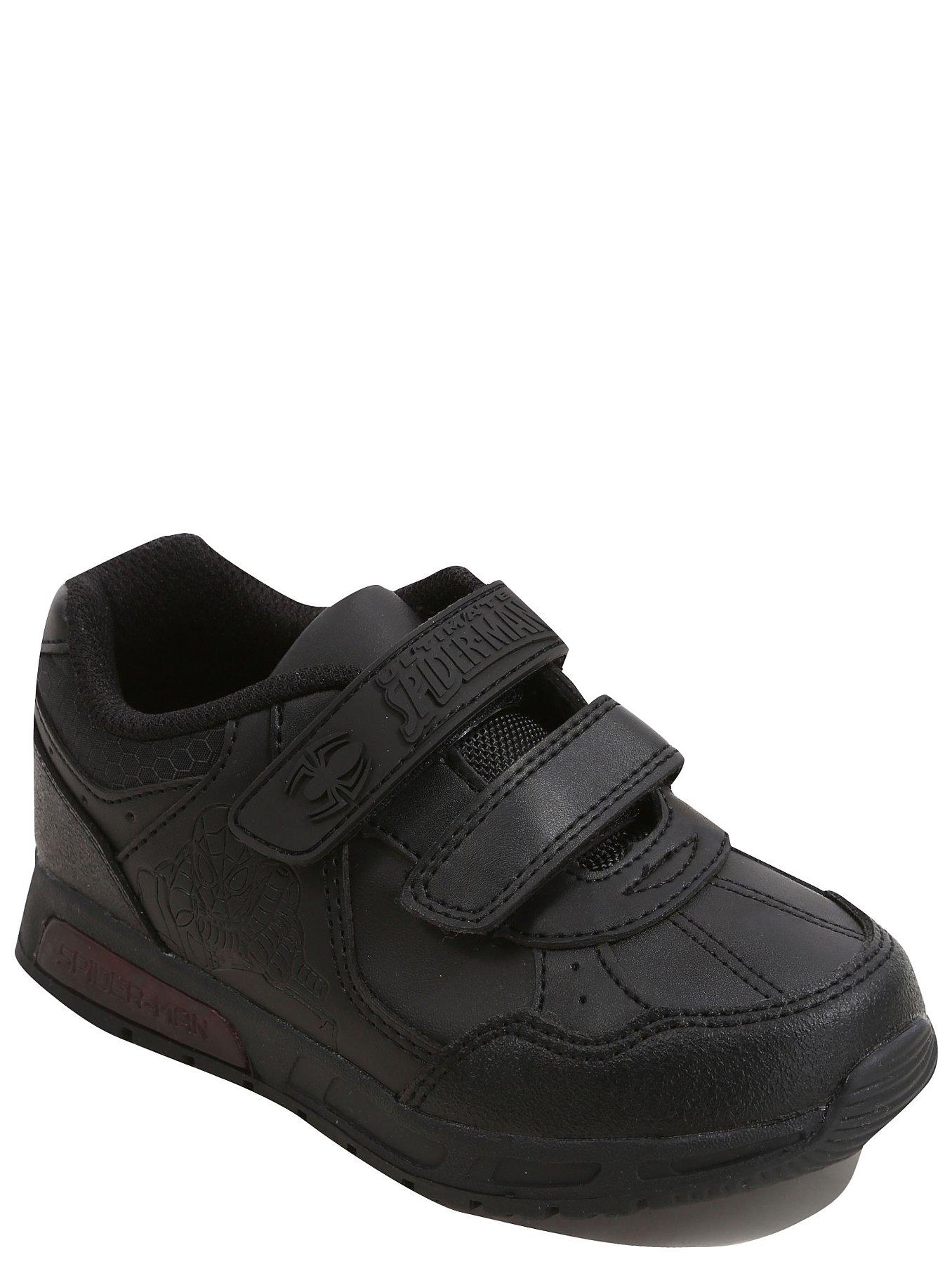 Asda Noys Black Shoes