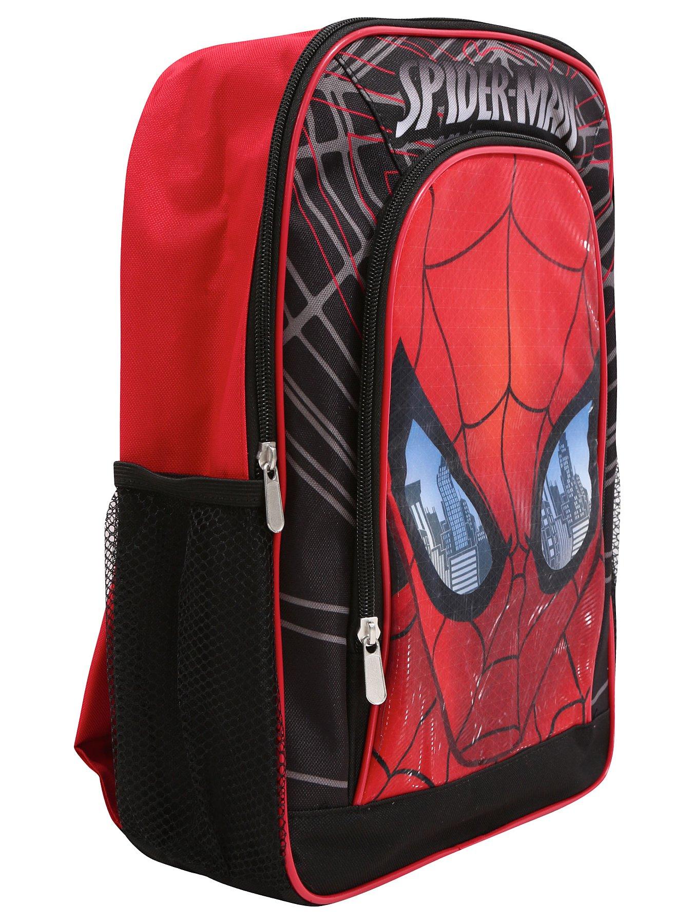 f4186ea3d76 Marvel Spider-Man Homecoming Light-up Rucksack   Kids   George