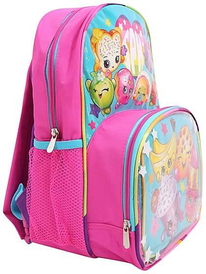 shopkins rucksack with lunch bag kids george. Black Bedroom Furniture Sets. Home Design Ideas