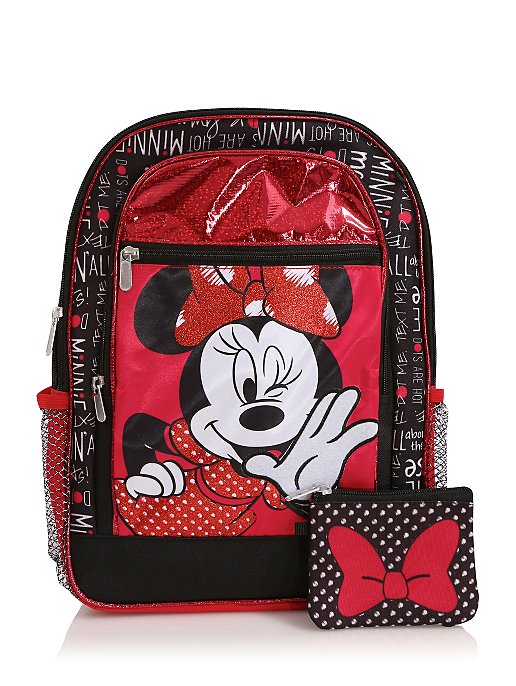 726b32abad8 Disney Minnie Mouse Rucksack
