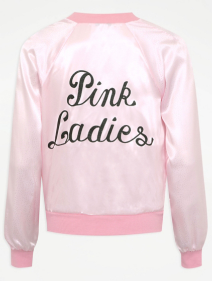 Adult Pink Ladies Fancy Dress Costume | Women | George