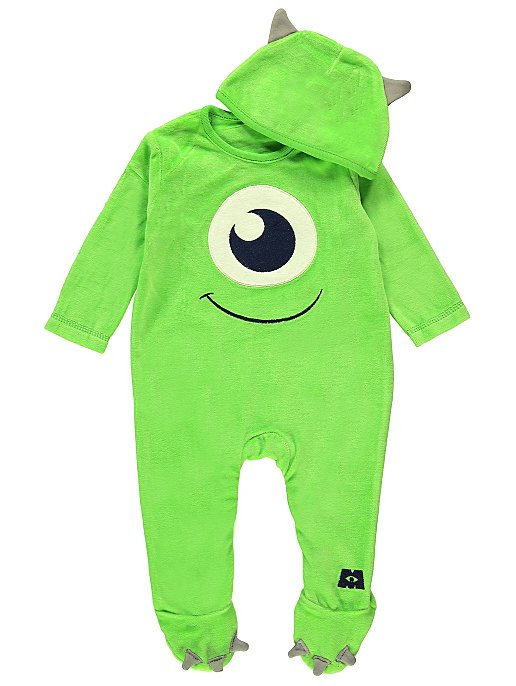 6cc2f9aa09e0 Disney Monsters Inc Mike All in One