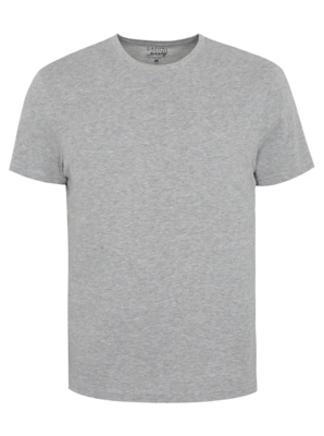 Marl Crew Neck T-Shirt
