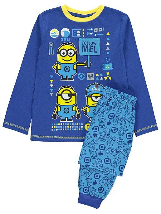 cc8ae6349350 Despicable Me 3 Minions Pyjamas