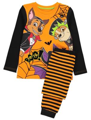 Captivating Halloween Paw Patrol Pyjamas