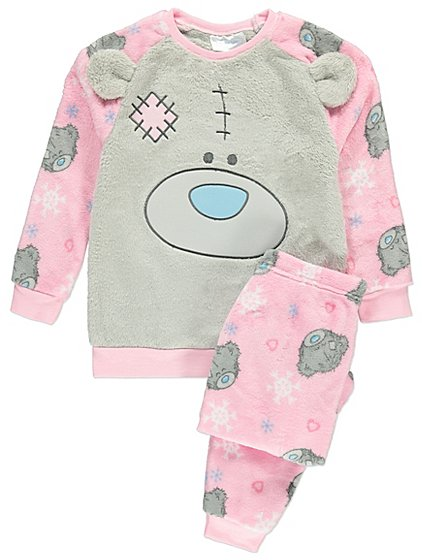 Baby Gift Set Asda : Tatty teddy pyjama gift set kids george