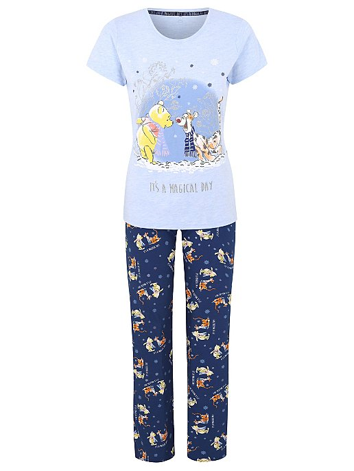e47531873ab5 Disney Winnie the Pooh Pyjamas