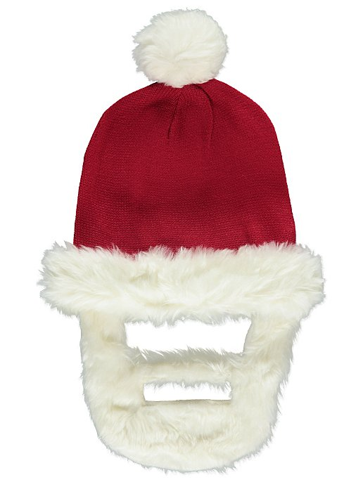 cecef85c8f7 Father Christmas Hat with Beard