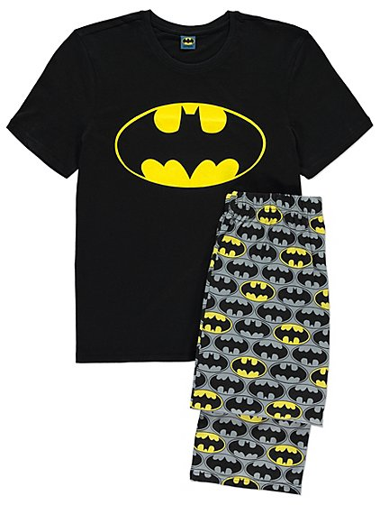 DC Comics Batman Pyjamas | Men | George