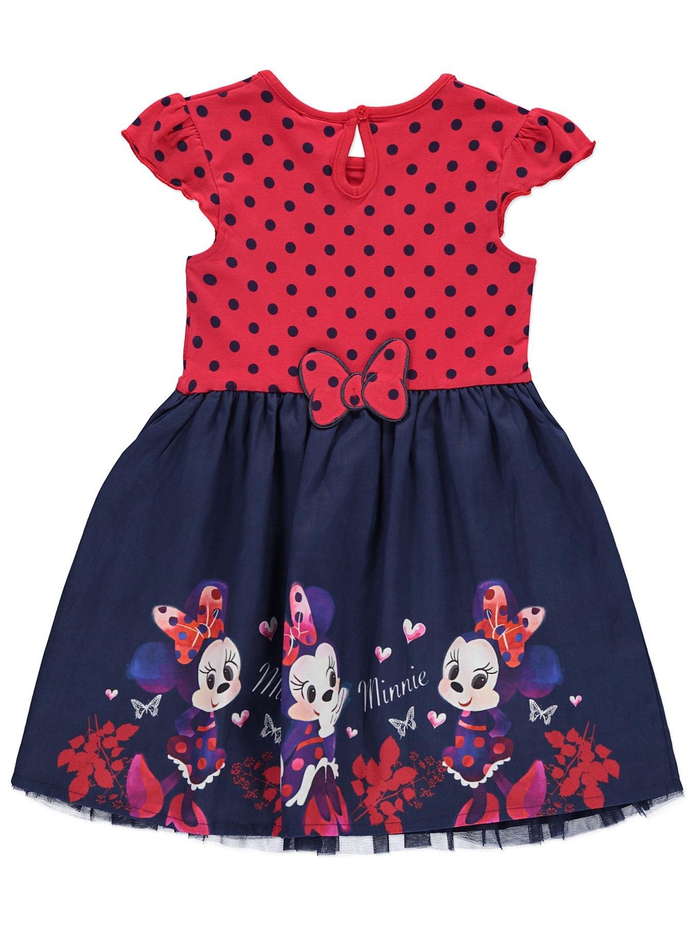 Disney Minnie Mouse Dress and Headband | Kids | George