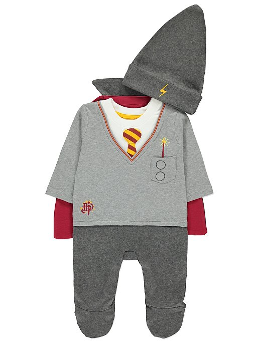35bd2528e Harry Potter All-in-One with Hat and Cape