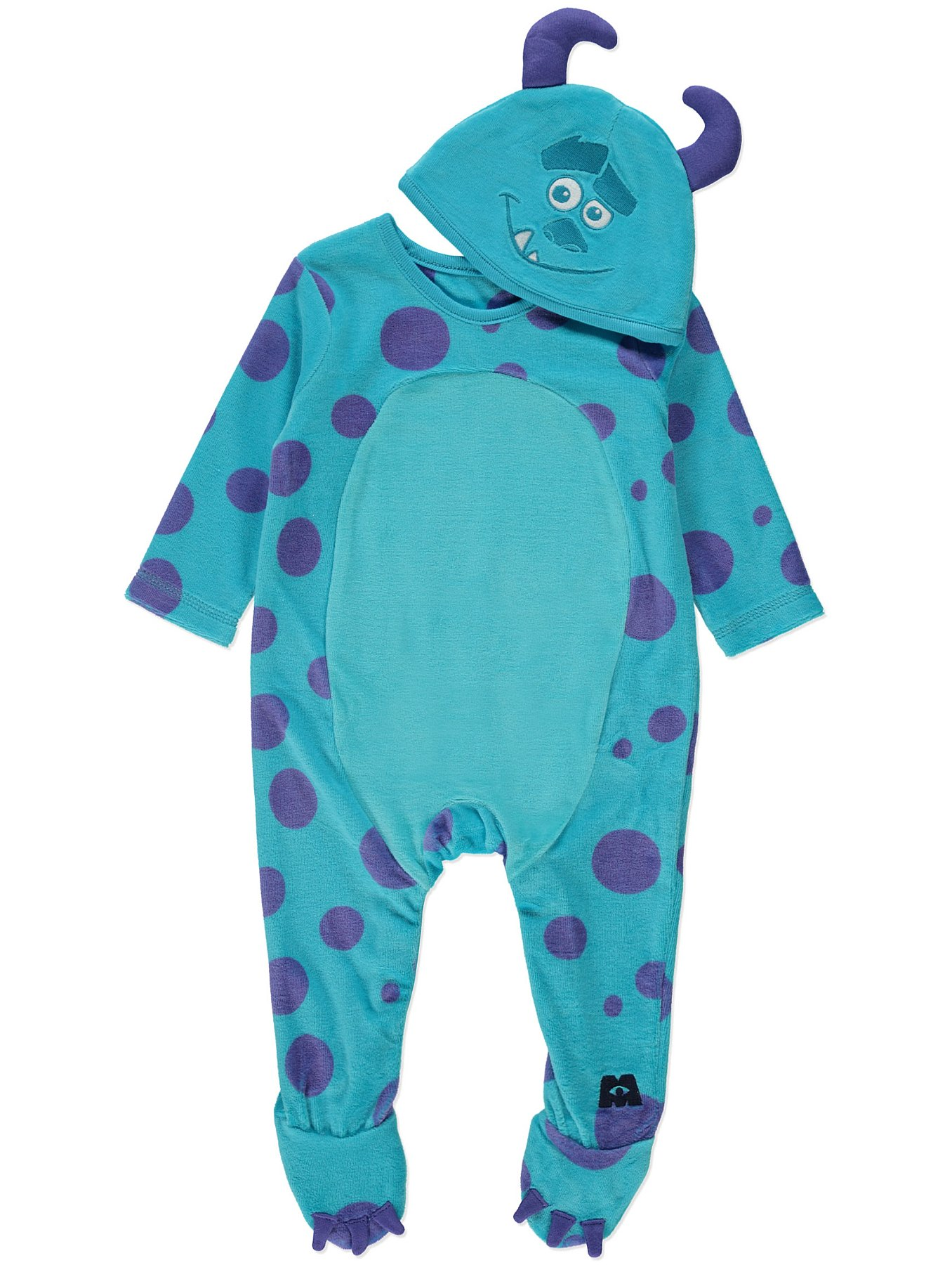Disney Monsters Inc Sully All in One | Baby | George
