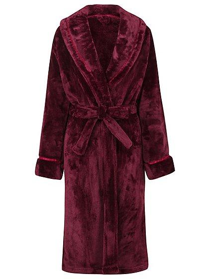 Fleece Dressing Gown | Women | George