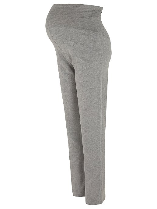 6333124c86 Maternity Marl Jersey Joggers. Reset