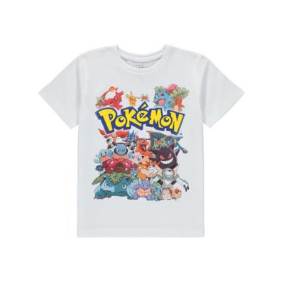 George Pokémon T-shirt - White, White