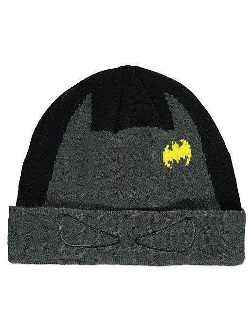 6e5b3c4decb68 Batman Knitted Beanie Hat. Reset