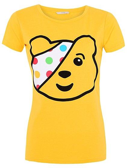 Kids Pudsey T Shirt
