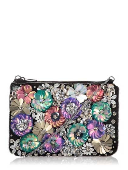 Embellished Floral Cross Body Bag | Women | George
