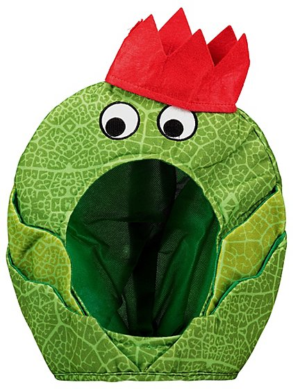 novelty sprout christmas hat