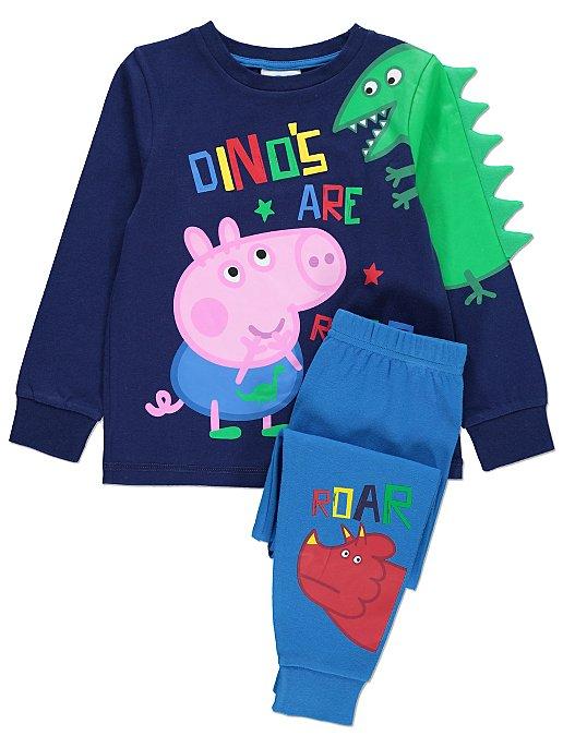 30ad23195652 Peppa Pig George Pig Pyjamas