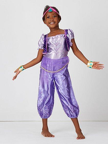 Shimmer And Shine Shimmer Fancy Dress Costume Kids George