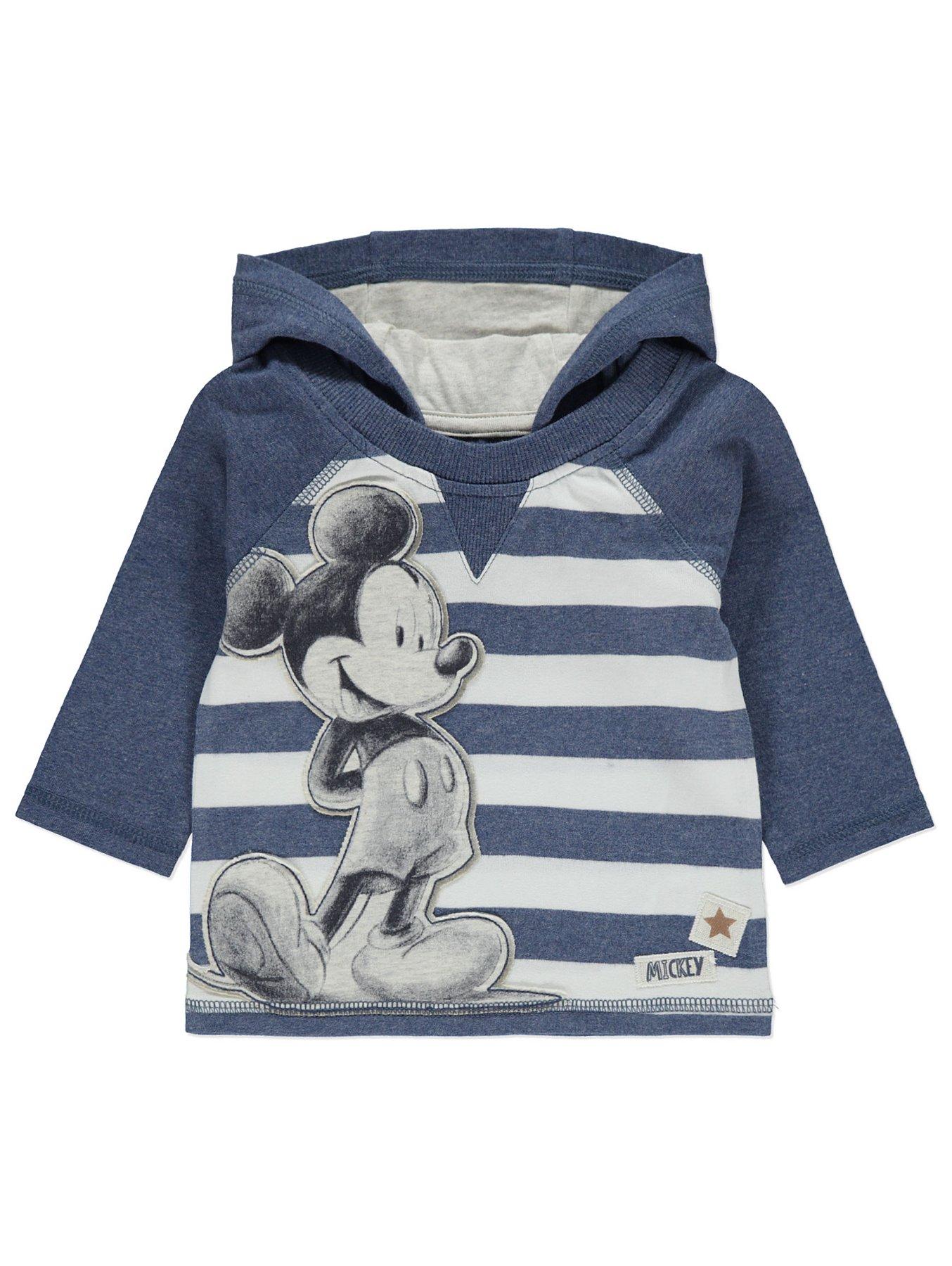 78abc2df2 Disney Mickey Mouse Hoodie | Baby | George