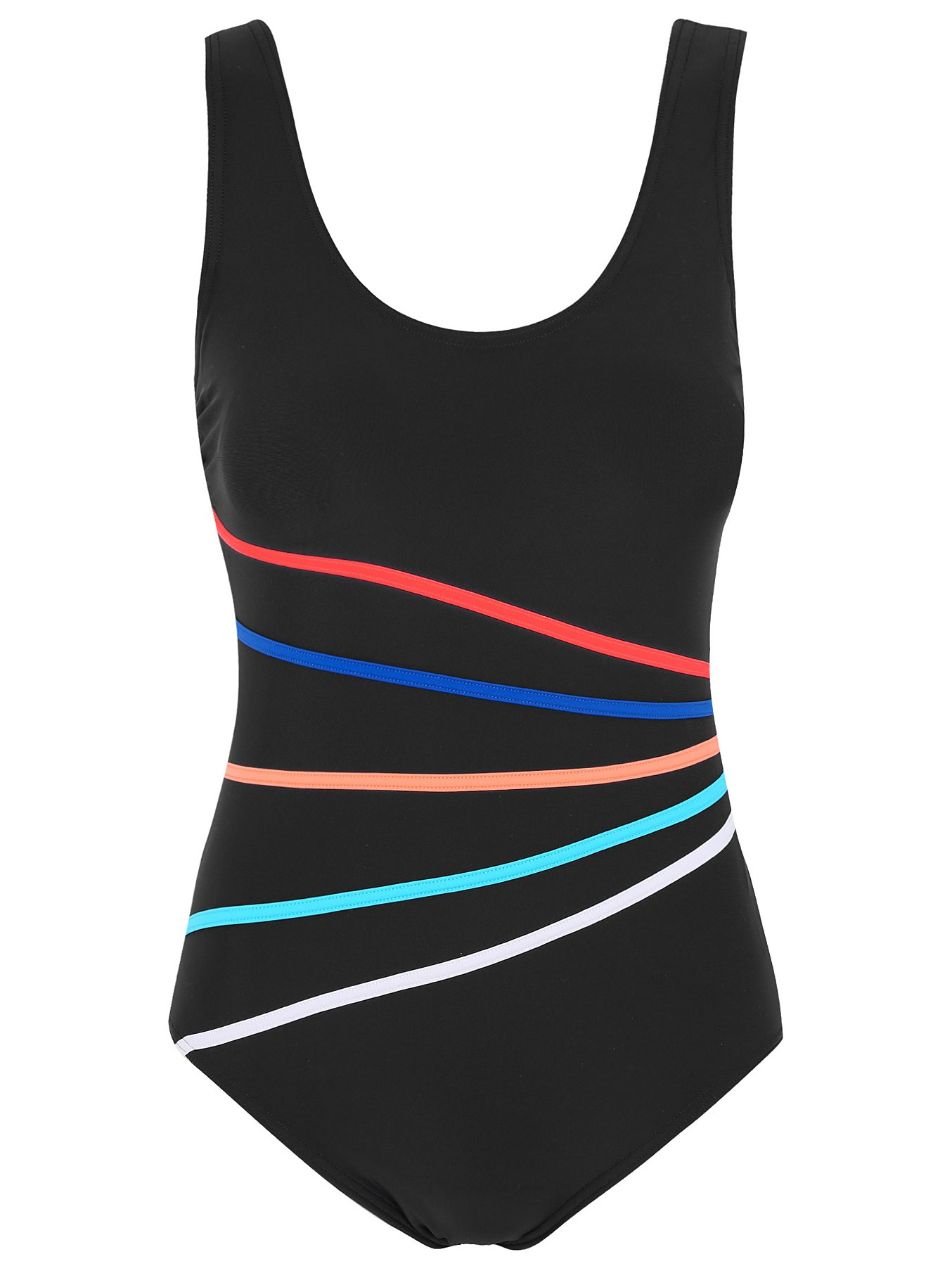 Bodysculpt Colour Flash Swimsuit