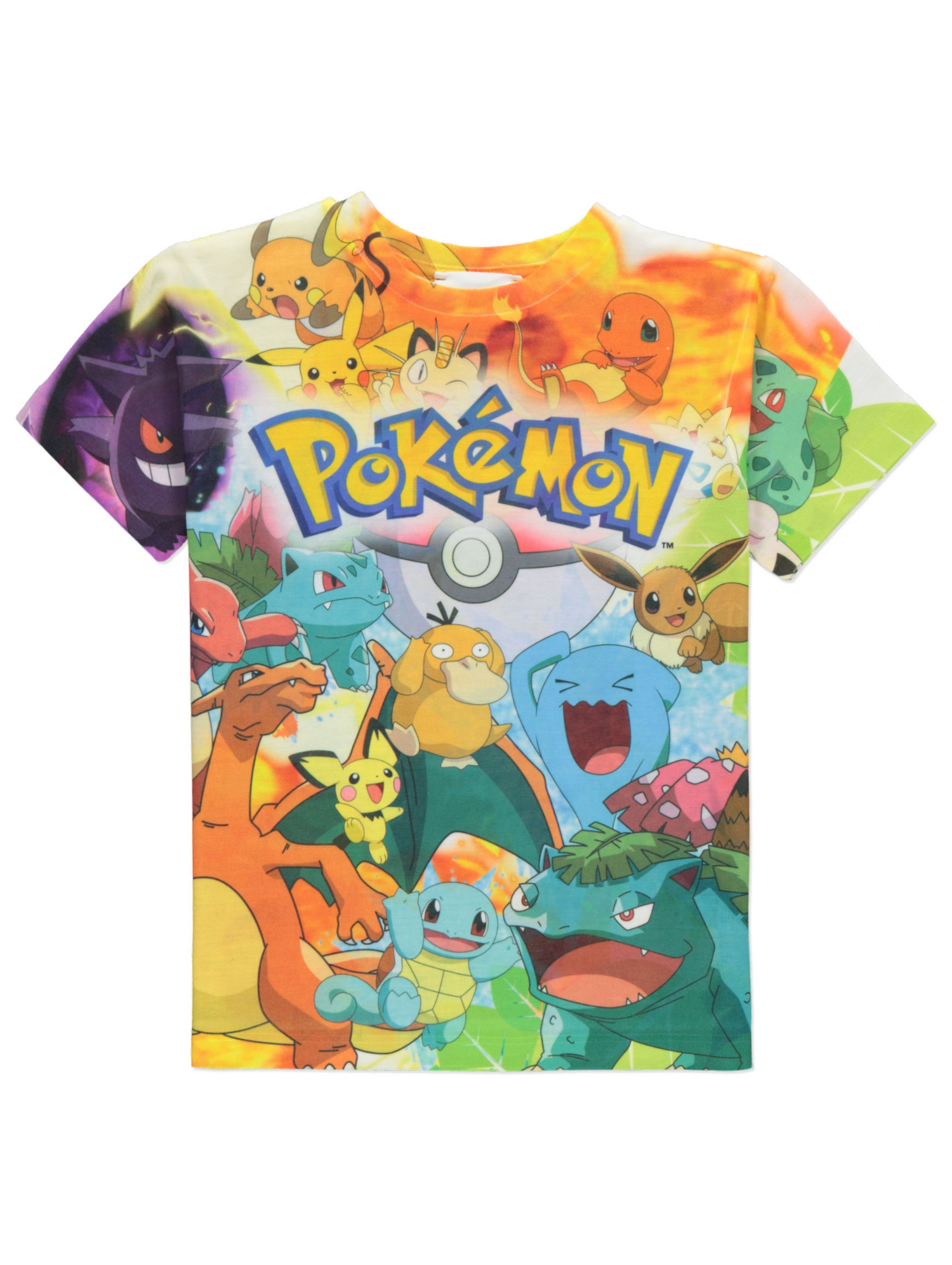 Pokémon T shirt Kids