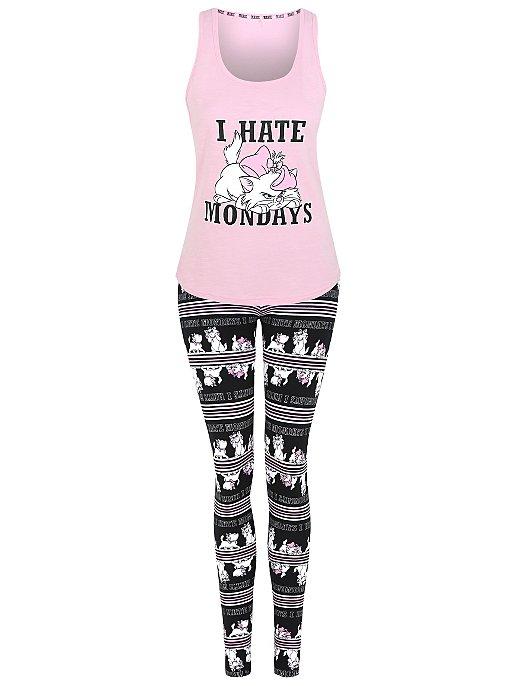 Disney Aristocats Marie Pyjama Set. Reset 684365cd1