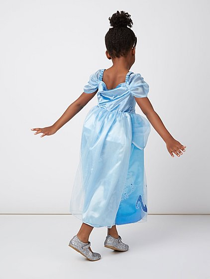 Disney Princess Cinderella Fancy Dress Costume