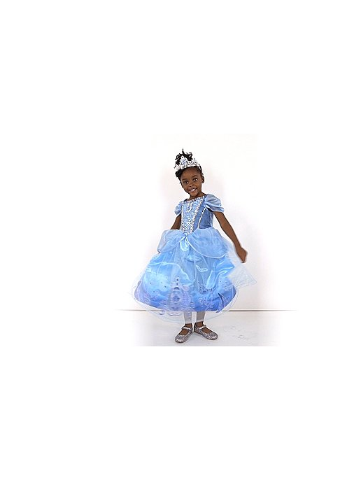 037962aca13 Disney Princess Cinderella Fancy Dress Costume. Video