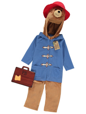 sc 1 st  George - Asda & Paddington Bear Fancy Dress Costume | Kids | George
