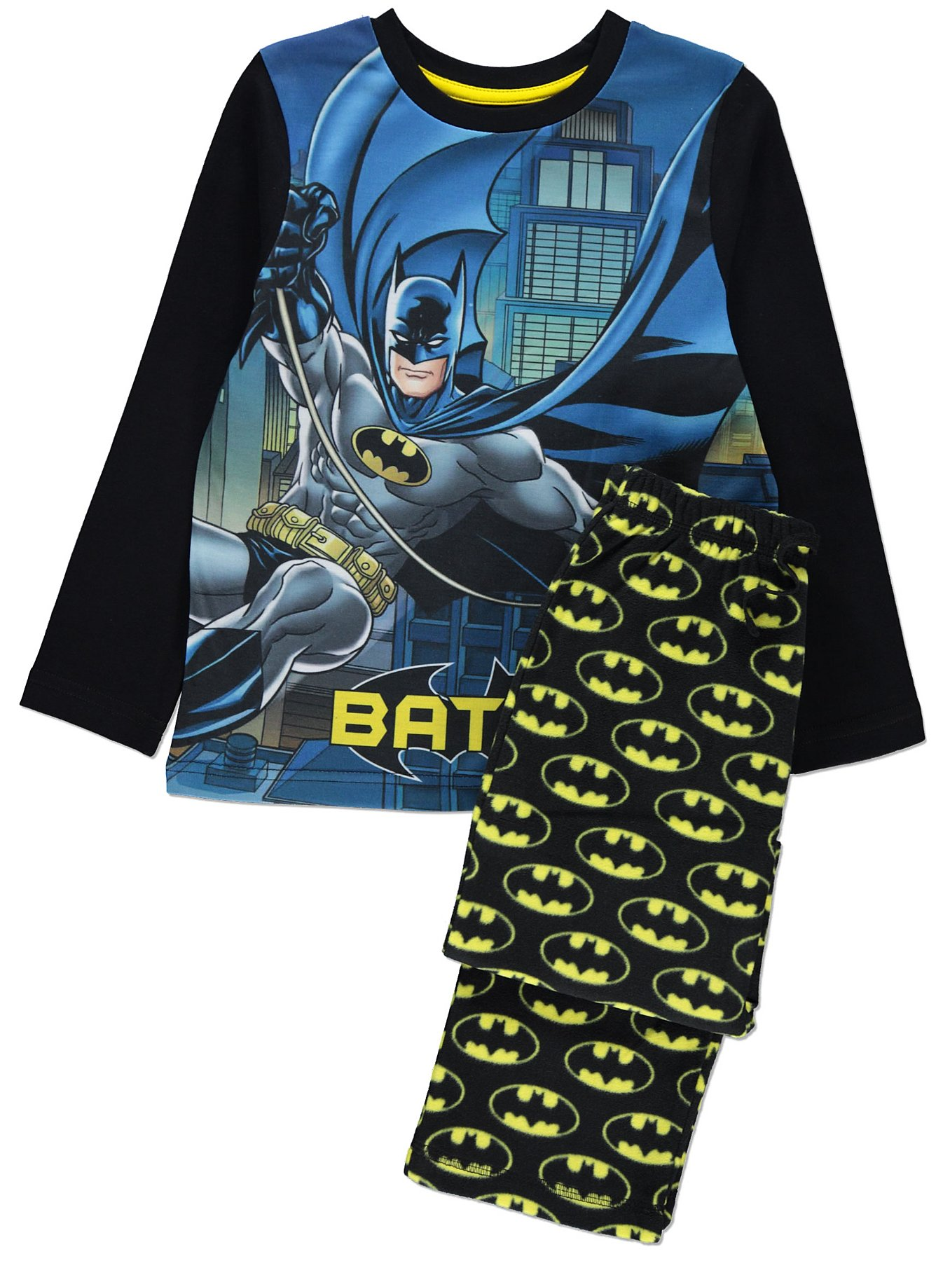 DC Comics Batman Pyjamas | Kids | George