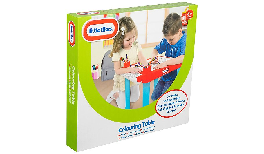 Little Tikes Colouring Table | Toys & Character | George