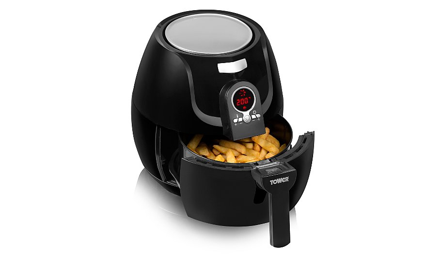 Tower T14004 Low Fat Air Fryer | Home & Garden | George at