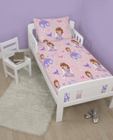 Disney Sofia the First Bedroom Range
