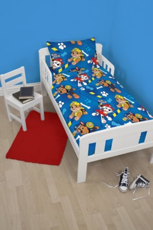 Paw Patrol Rescue Rotary Toddler Bedding Range