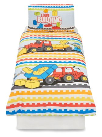 Lego Duplo Toddler Bedding Range