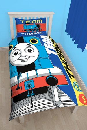 Thomas Team Bedding Range