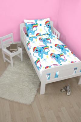 My Little PonyToddler Bedding U0026 Duvet Set