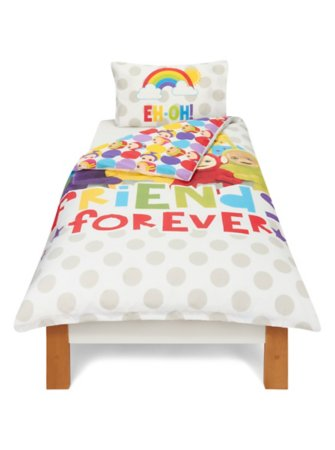 Teletubbies Single Bedding Range