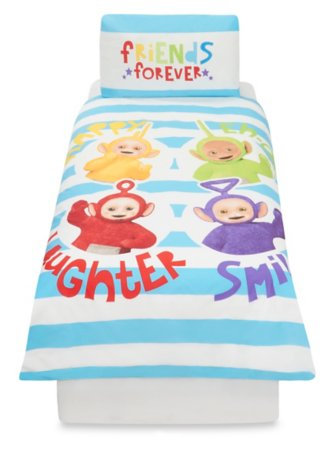 Teletubbies Toddler Bedding Range
