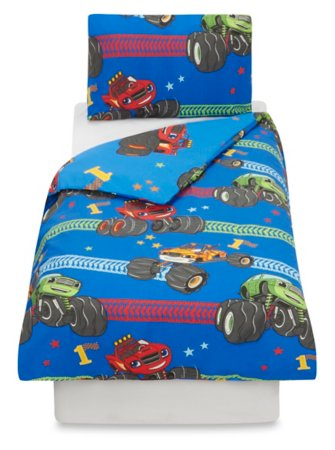 Blaze Toddler Bedding Range