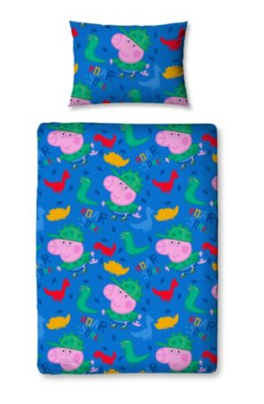 Peppa Pig Toddler Bedding Range