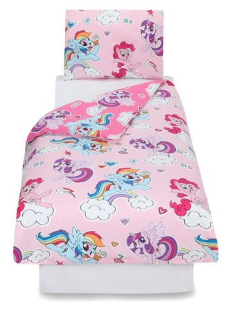 My Little Pony Toddler Bedding Range