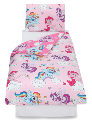 Perfect My Little Pony Toddler Bedding Range