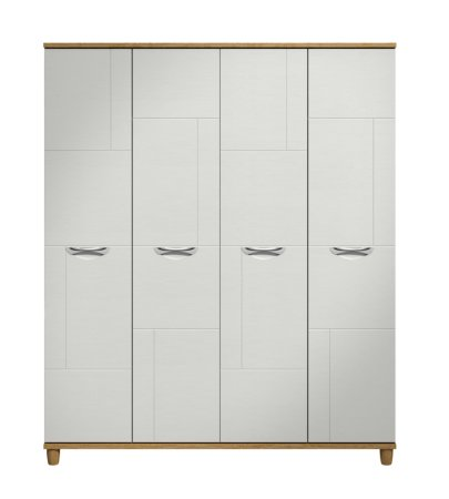 Sirius Bedroom Furniture Range - White
