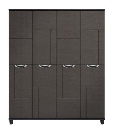 Sirius Bedroom Furniture Range - Black Oak