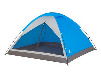 Ozark Trail Blue 2 Person Tent  sc 1 st  George & Camping Equipment | Outdoor u0026 Garden | George at ASDA